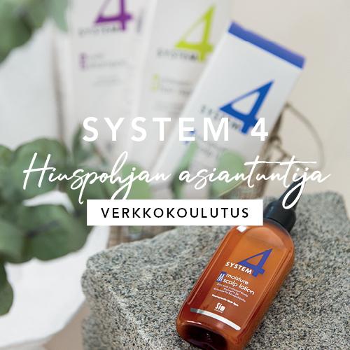 System 4 - Hiuspohjan asiantuntija