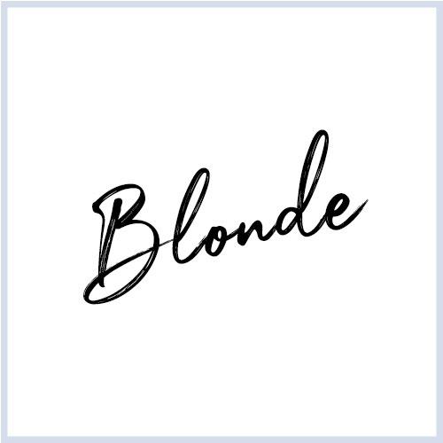 SensiDO Colorist 3/3 Blonde
